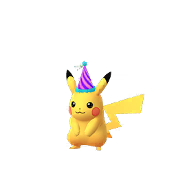Party Hat Pika