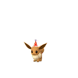 Party Hat Eevee