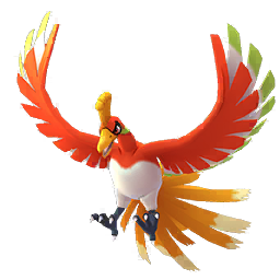 Ho-Oh - Normal
