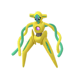 Deoxys Normal Forme