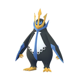 Empoleon Normal - Piplup Community Day