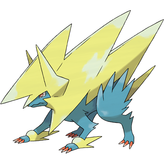 Mega Manectric
