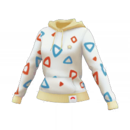 Togepi Hoodie Avatar Items for Females