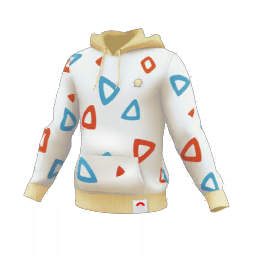 Togepi Hoodie Avatar Items for Males