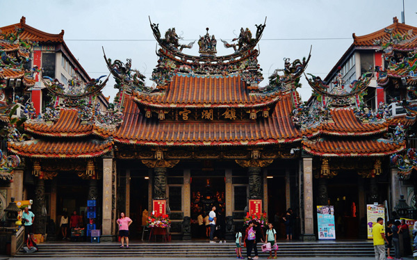 Taichung Temple