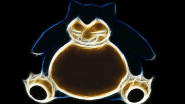 Snorlax Header Graphic from Wallpaper Cave