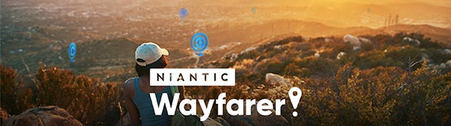 Niantic Wayfarer Hero Shot