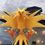 Electric Pokémon AR - zachsnapspkmn